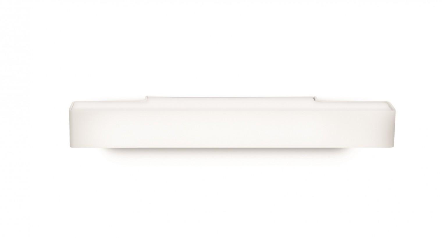 Palermo - Nástenné osvetlenie 2G11, 51cm (biela)