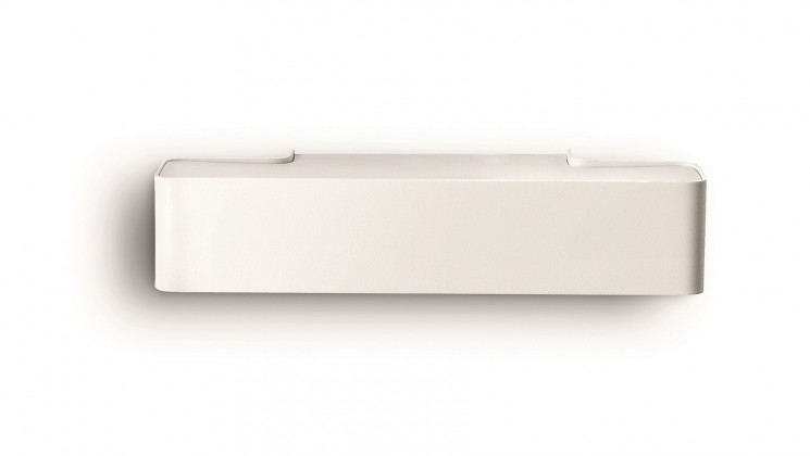 Palermo - Nástenné osvetlenie 2G7, 28,6cm (biela)