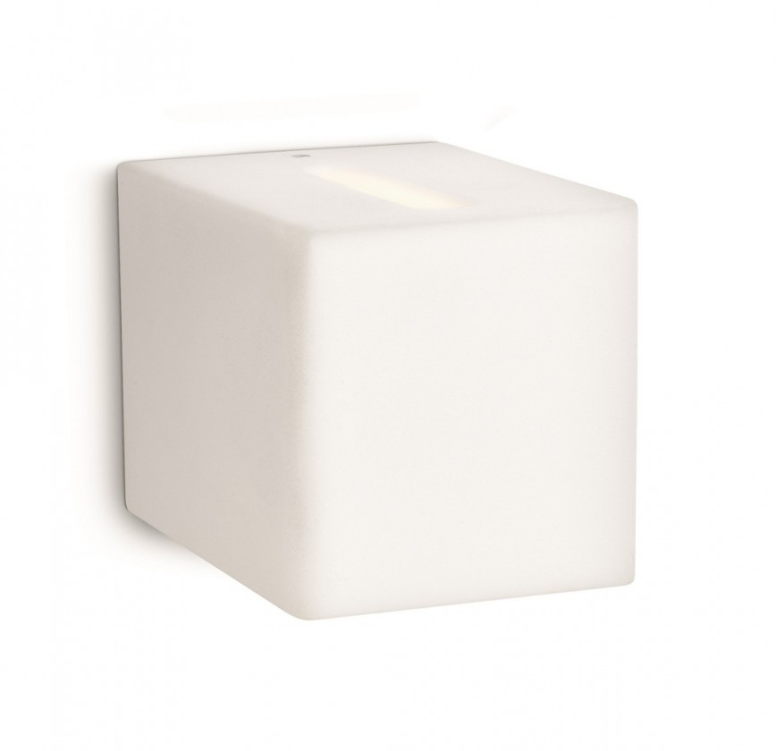 Palermo - Nástenné osvetlenie G9, 7,5cm (biela)