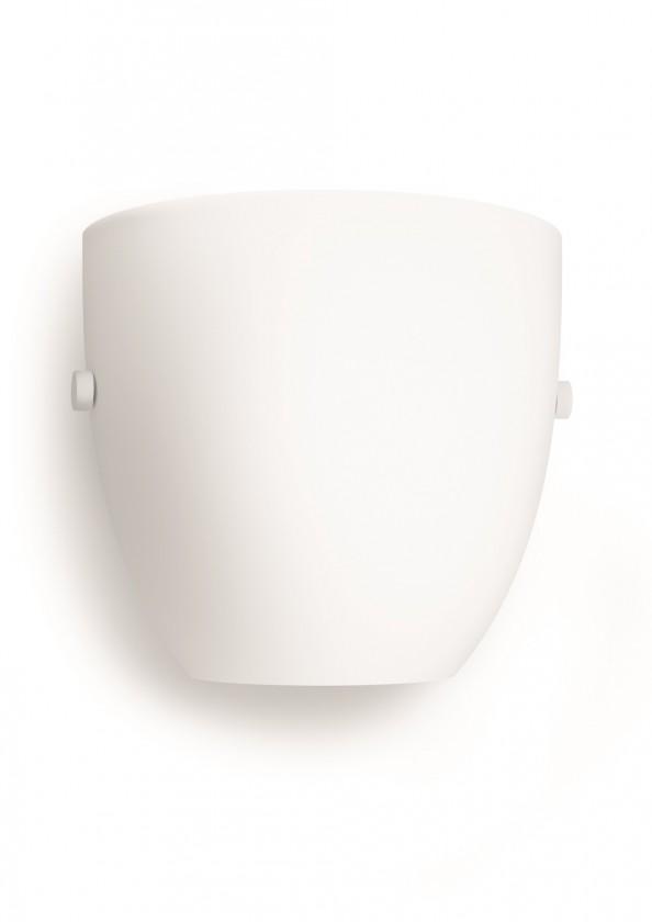 Palermo - Nástenné osvetlenie LED, 15,9cm (biela)