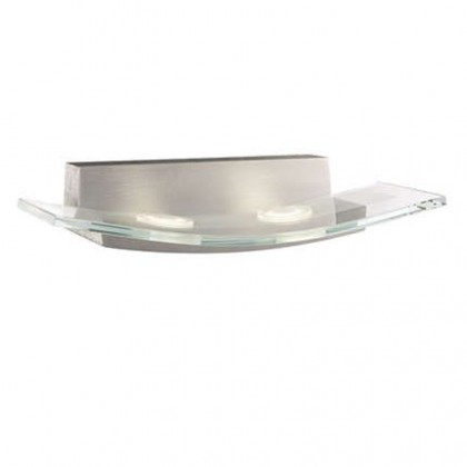 Palermo - Nástenné osvetlenie LED, 32,4cm (hliník)