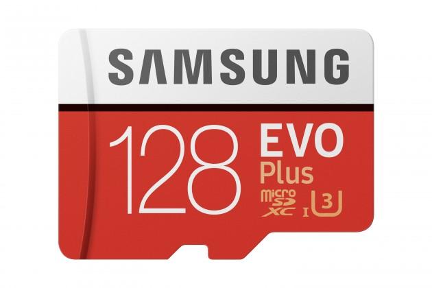 Pamäťové karty 128 GB Samsung Micro SDXC karta 128GB EVO Plus + SD adaptér
