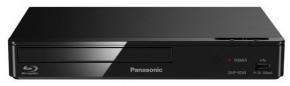 Panasonic DMP-BD84EG-K, čierny