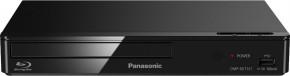 Panasonic DMP-BDT167EG, čierny