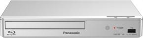 Panasonic DMP-BDT168EG, strieborný