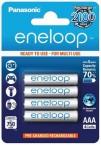 Panasonic Eneloop R03/AAA 750mAh, 4 ks, Blister