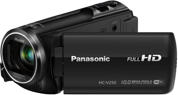 Panasonic HC-V250 black