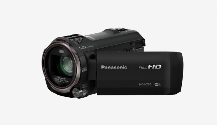 Panasonic HC-V770EP-K (čierna) ROZBALENÉ
