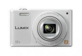 Panasonic LUMIX DMC-SZ10 biely