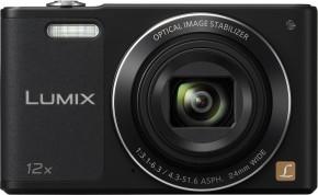 Panasonic LUMIX DMC-SZ10 čierny