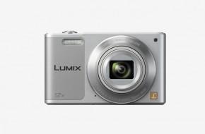 Panasonic LUMIX DMC-SZ10 strieborny