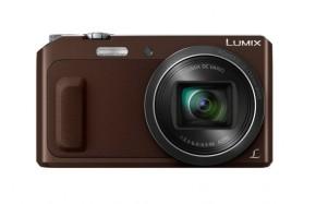 Panasonic LUMIX DMC-TZ57 hnedý