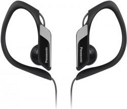 Panasonic RP-HS34E-K, čierne sivé