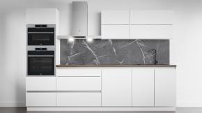 Panel do kuchyne 2,2 m (mramor čierny)