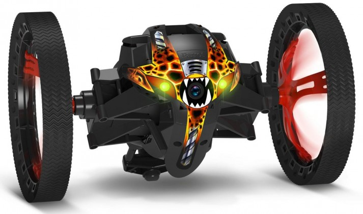 Parrot Jumping Sumo Black