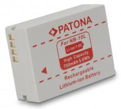 Patona batérie Canon NB-10L 750mAh