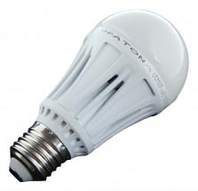 PATONA LED žárovka E27, 230V, A60, SMD5630, 12W, 1150lm, teplá bí