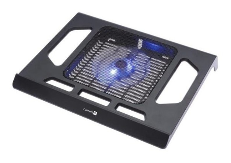 PC doplnky, kancelária zlacnené CONNECT IT Chladiaca podložka pod notebook Breeze POUŽITÉ, NEOPOT