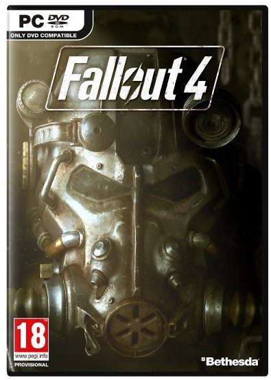 PC Fallout 4 ROZBALENÉ