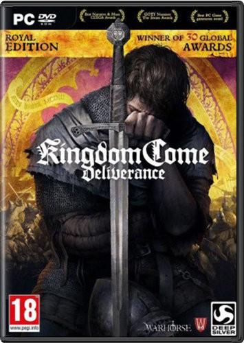 PC hra - Kingdom Come: Deliverance Royal Edition