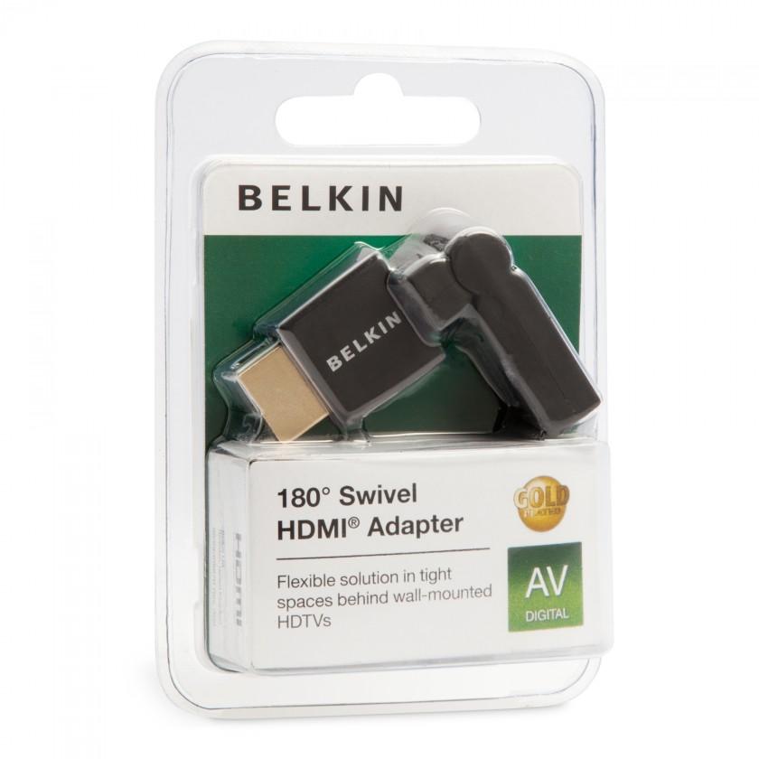 PC káble  Belkin HDMI otočný adaptér 180°