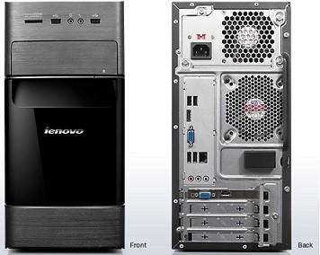 PC zostavy  Lenovo IdeaCentre H520 (57315714)