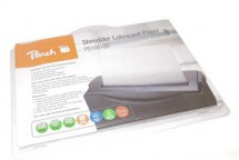 PEACH Olejový papír pro údržbu skartovaček Shredder Service Kit