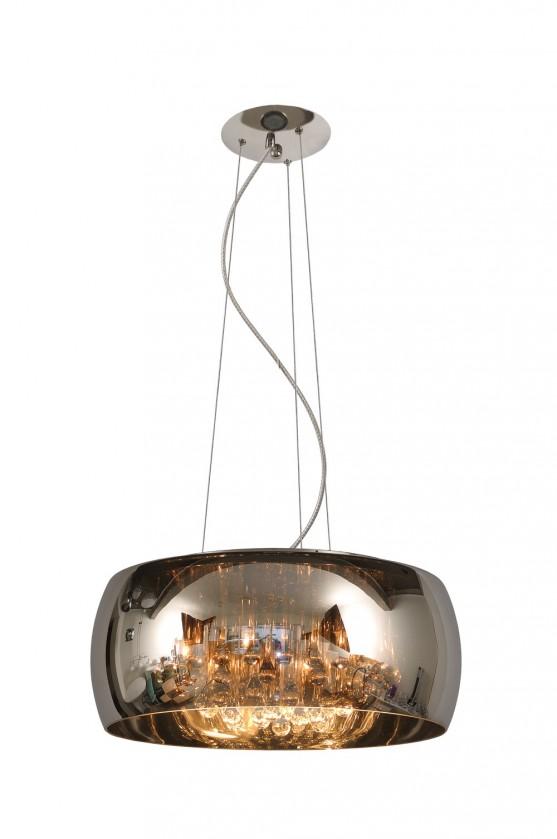 Pearl - stropné osvetlenie, 40W, G9 (čierna)