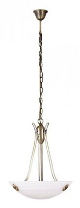 Pearl - Stropné osvetlenie, 8527 (bronzová/biela alabastrová)