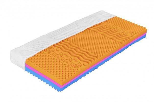 Penové matrace Matrac Body Visco - komprimovaný - 90x200x18