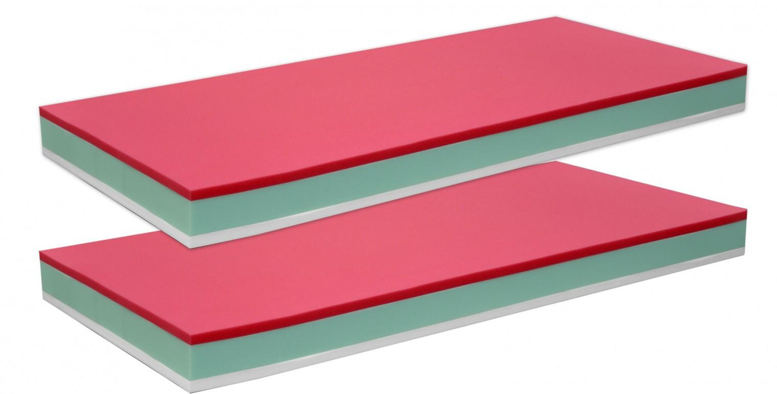 Penové matrace Matrac Bona, 2ks - 90x200x17