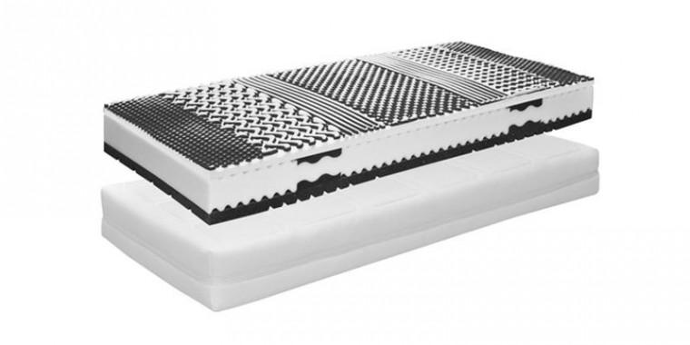 Penové matrace Matrac Gala Visco 1000 (80x200 cm)