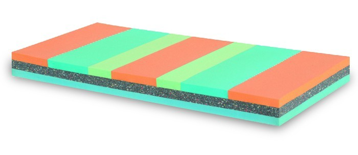 Penové matrace Matrac Lorelei - 80x200x18
