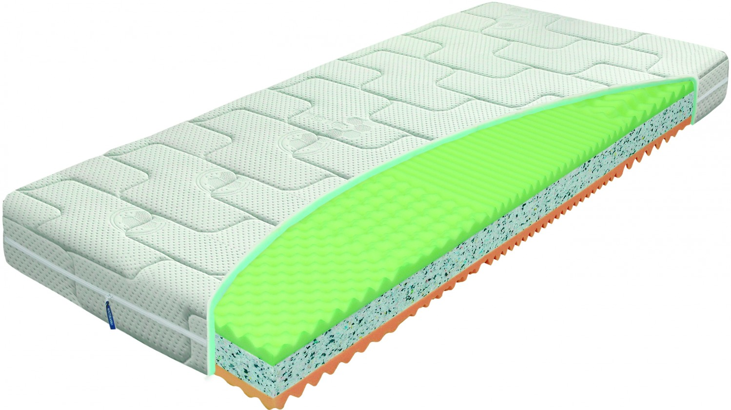 Penové matrace Matrac Nopp (80x200)