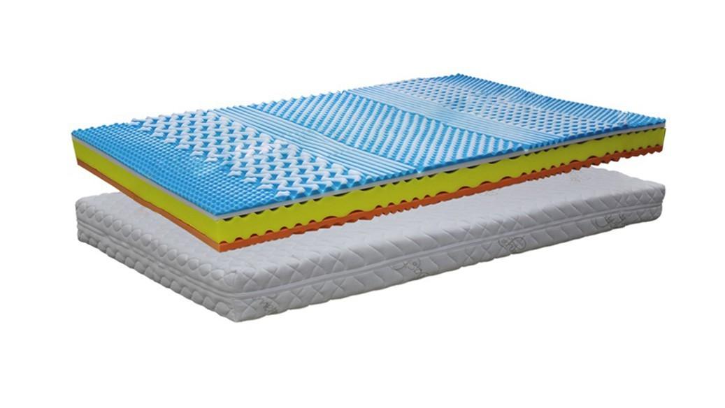 Penové matrace Matrac Soft Sleep - 140x200x24