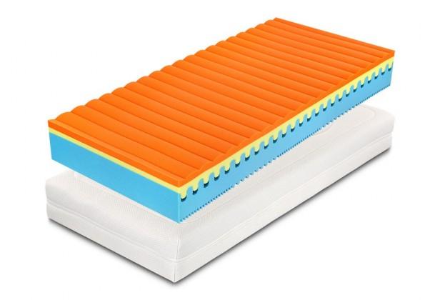 Penové matrace Matrac Sweet Sleep - 80x200x26