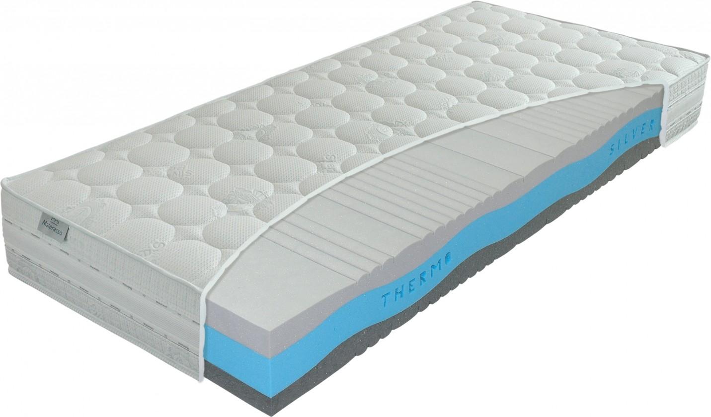 Penové matrace Thermo Adaptive - Matrace, 90x200x25 cm, potah Termo