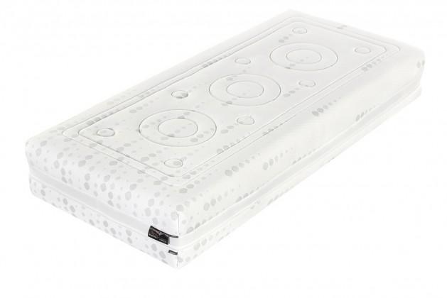 Penové Spirit - Matrac, Superior Latex 90x200 (biela)