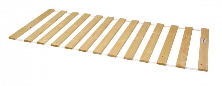 Pevné rošty Masiv - Rošt, 80x200 cm, rolovací