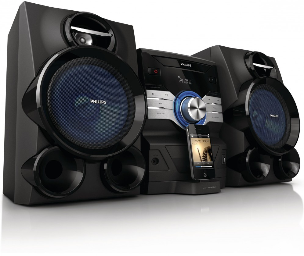 Philips FWM400D/12