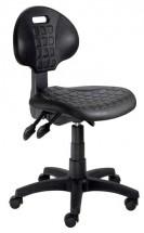 Piera - Dielenská stolička (E-asynchro, čierna)