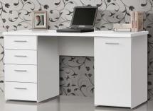 Písací stôl MT926 (biela)
