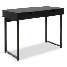 Písací stôl Syrakus (čierna)