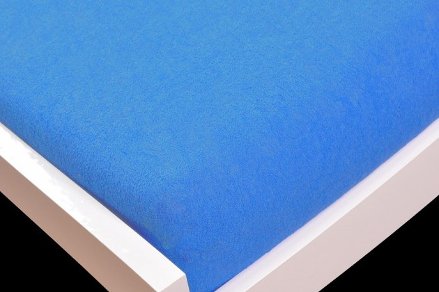 Plachta Froté, 140x200 (tmavo modré)