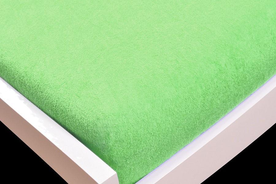 Plachta Froté, 140x200 (zelené)