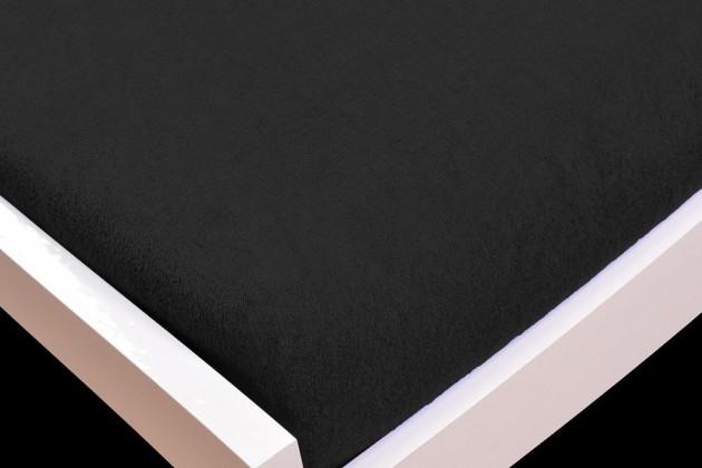 Plachta Froté, 180x200 (čierne)