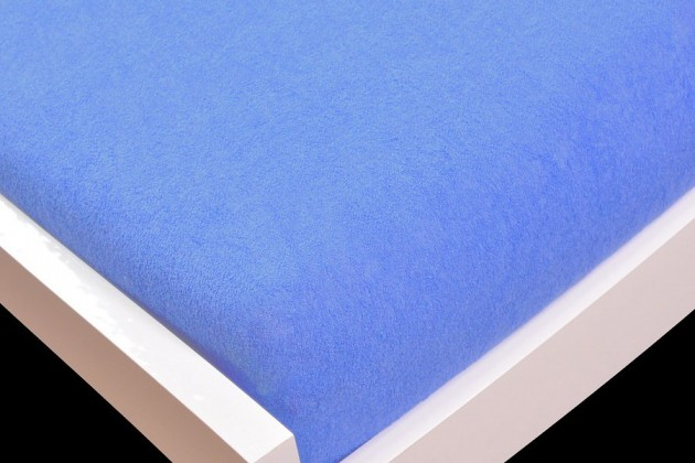 Plachta Froté, 180x200 (svetlo modré)