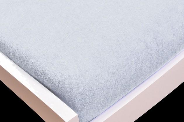 Plachta Froté, 180x200 (svetlo sivé)