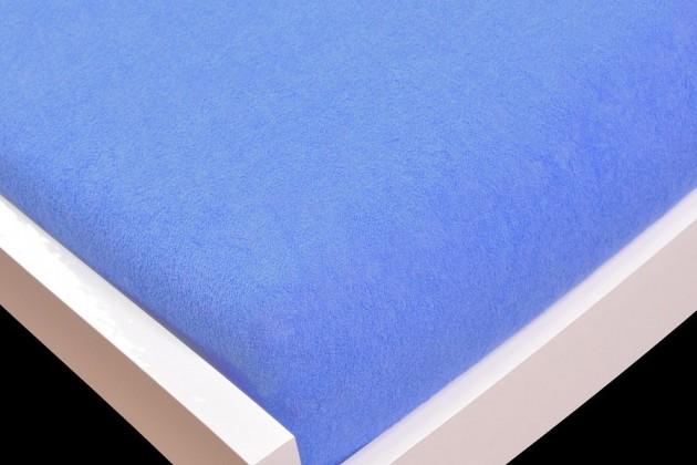 Plachta Froté, 90x200 (svetlo modré)