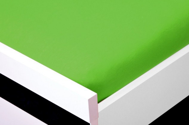 Plachta Jersey, 140x200 (zelené)